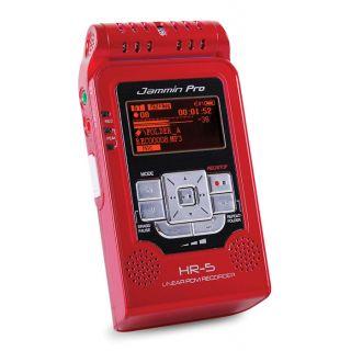 1-JAMMIN PRO HR5 Red - REGI