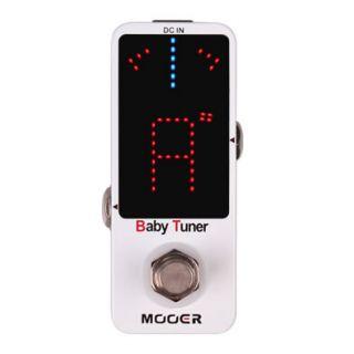 1-MOOER BABY TUNER - CHROMA