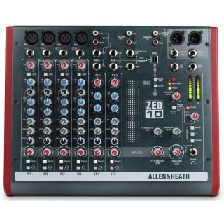 1-ALLEN & HEATH ZED10 Mixer