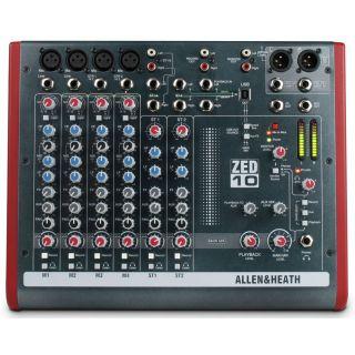 1-ALLEN & HEATH ZED10 Mixer