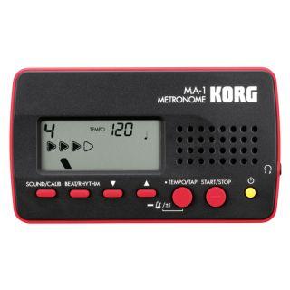 1-KORG MA1 BKRD - METRONOMO