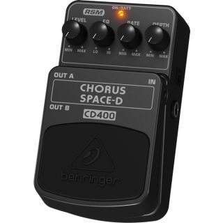 1-BEHRINGER CD400 CHORUS SP