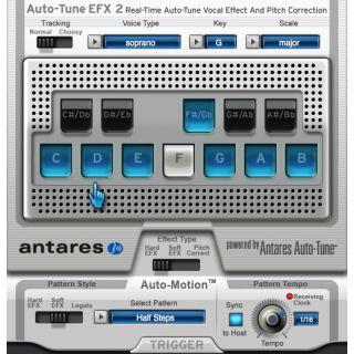 1-ANTARES Auto Tune EFX 2