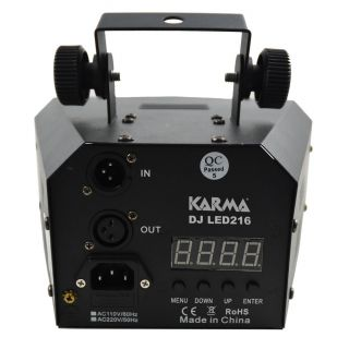 1-KARMA DJ LED216 - Effetto