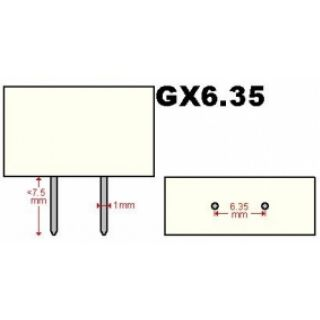 1-PROEL 100W 12V G 6.35