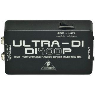 1-BEHRINGER DI400P ULTRA-DI