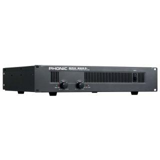 1-PHONIC MAX860 PLUS - AMPL