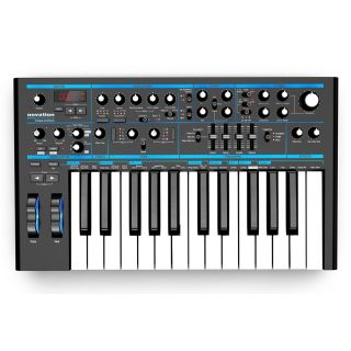 1-NOVATION Bass Station II