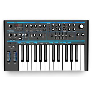 NOVATION Bass Station II Sintetizzatore per Basse Frequenze_front
