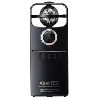 1-ZOOM Q2HD-BK -REGISTRATOR