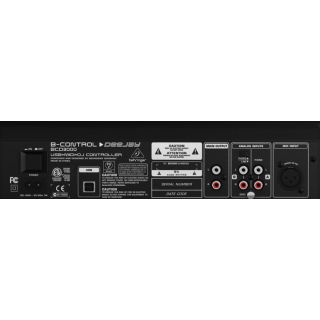 1-BEHRINGER BCD3000 - CONSO