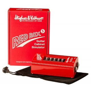 1-HUGHES & KETTNER RED BOX