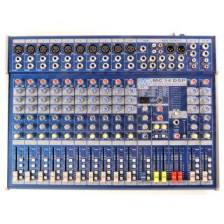 1-XXL MC14DSP - MIXER PASSI