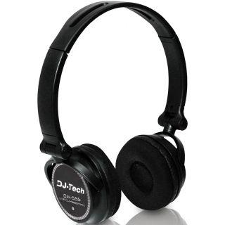 1-DJ TECH DJH555 -CUFFIA US
