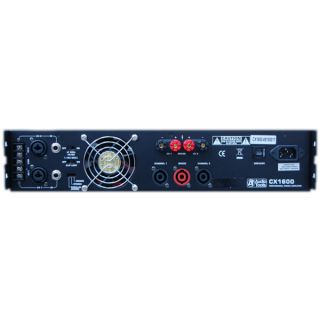 1-AUDIO TOOLS CX1600 - AMPL