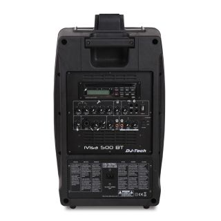 1-DJ TECH iVISA500BT