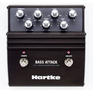 1-HARTKE BASS ATTACK PEDAL
