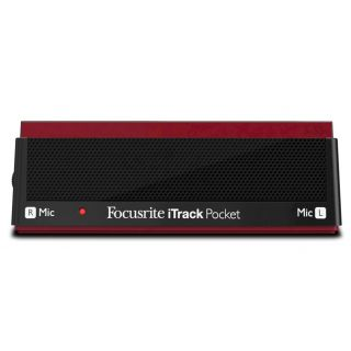 1-FOCUSRITE iTrack Pocket -