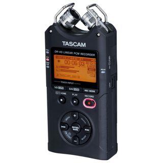 1-TASCAM DR40 V2 + SD 2GB O