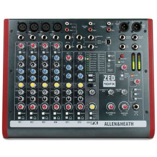 1-ALLEN & HEATH ZED10FX Mix
