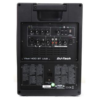 1-DJ TECH VISA400BUTV