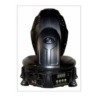 1-FLASH LED MOVING HEAD 30W