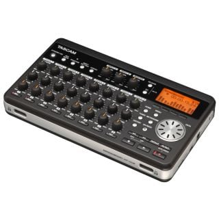1-TASCAM DP008 - REGISTRATO