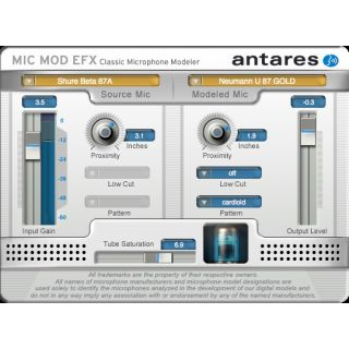 1-ANTARES MicMod EFX