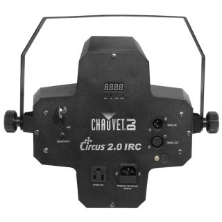 1-CHAUVET DJ CIRCUS 2.0 IRC