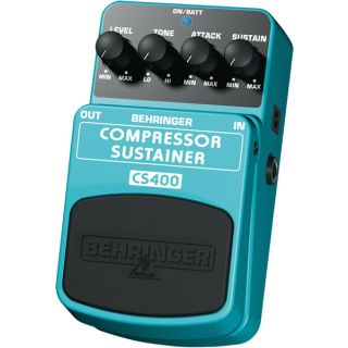 1-BEHRINGER CS400 COMPRESSO