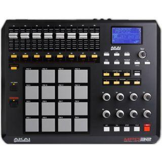 1-AKAI MPD32 - MIDI CONTROL