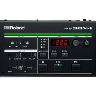 1-ROLAND SBX-1 - SYNC BOX