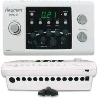 1-HAYMAN DD03 PLUS - BATTER