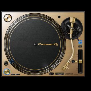 1-PIONEER PLX-1000-N Gold -