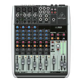 1-BEHRINGER Q1204USB - Mixe