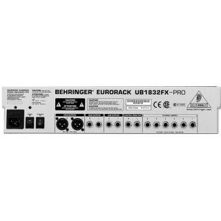 1-BEHRINGER EURORACK UB1832
