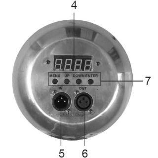 1-KARMA PAR LED3W - FARO A