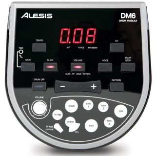 1-ALESIS DM6 USB KIT - BATT