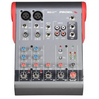 1-PROEL Mi6 - Mixer 6 ingre