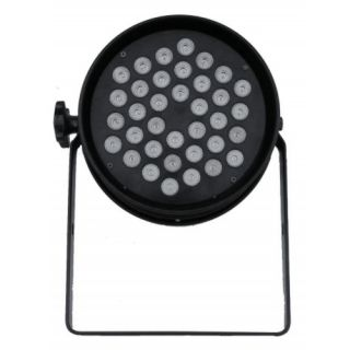 1-FLASH LED PAR 64 36x3W RG