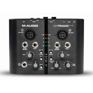 1-M-AUDIO M-Track Plus
