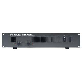 1-PHONIC MAX1000 - AMPLIFIC