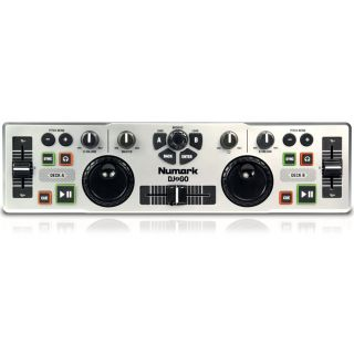 1-NUMARK DJ-2 GO - CONTROLL