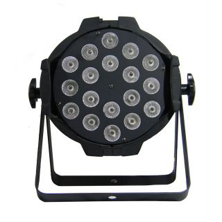 1-FLASH LED PAR 64 18x 10W