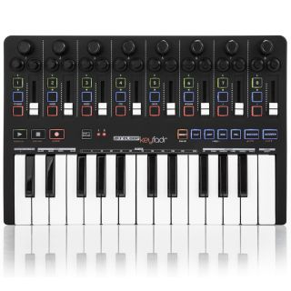 Reloop Keyfadr - Controller Tastiera MIDI USB 25 Tasti02