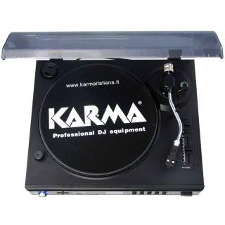 1-KARMA GR 108 - GIRADISCHI