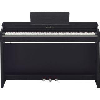1-YAMAHA CLP525 B - PIANOFO