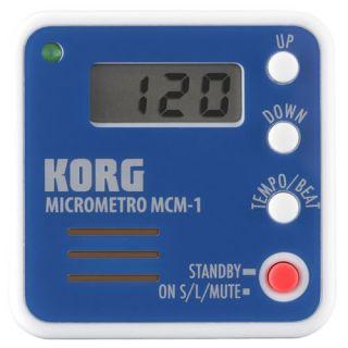 1-KORG microMETRO MCM 1BL -