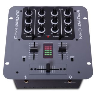 1-DJ TECH M10 - MIXER PER D
