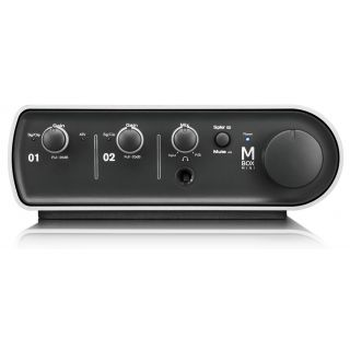 1-AVID MBox Mini + Pro Tool